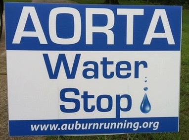 AORTA water stop sign cropped
