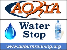 AORTA Waterstop Sign #6 framed