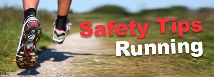 Running Safety Tips