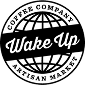 Wake-Up Coffe logo